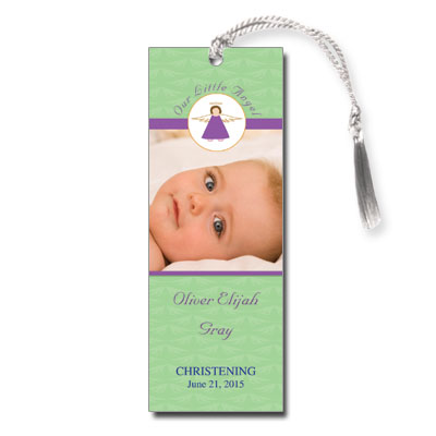 Little Angel Bookmark