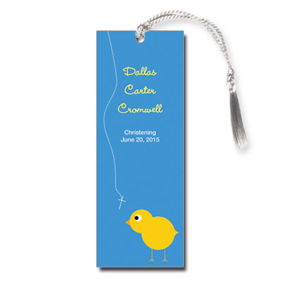 Chick Boy Bookmark