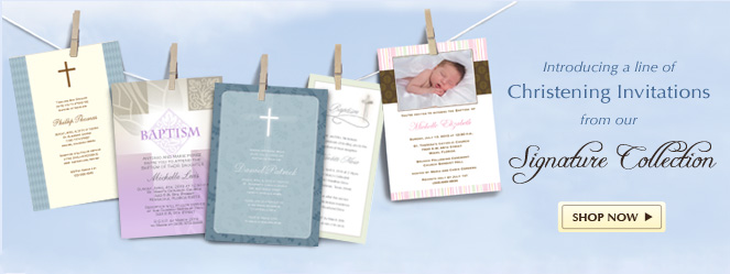 Signature Invitations